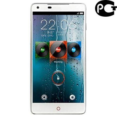 Смартфон ZTE Nubia Z5 White