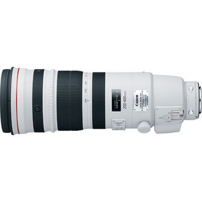 Объектив для фотоаппарата Canon EF 200-400mm f/4L IS USM Extender 1.4x [5176B005]