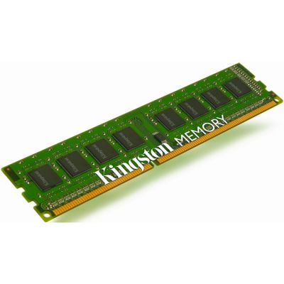 Оперативная память Kingston dimm 4GB 1333MHz DDR3 ECC Reg CL9 DIMM DR x8 w/TS KVR1333D3D8R9S/4G