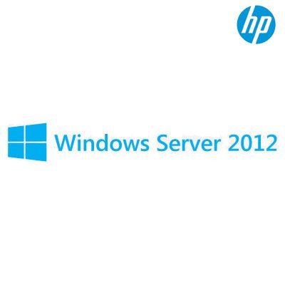 Программное обеспечение HP Windows Server 2012 Standard Edition 64bit En/Ru 2P ROK DVD (Proliant only) 701595-421