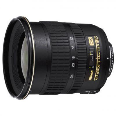 Объектив для фотоаппарата Nikon 12-24mm f/4G ED-IF AF-S DX Zoom-Nikkor Nikon F JAA784DA
