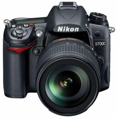 Зеркальный фотоаппарат Nikon D7000 18-300 VR Kit [VBA290KR09]