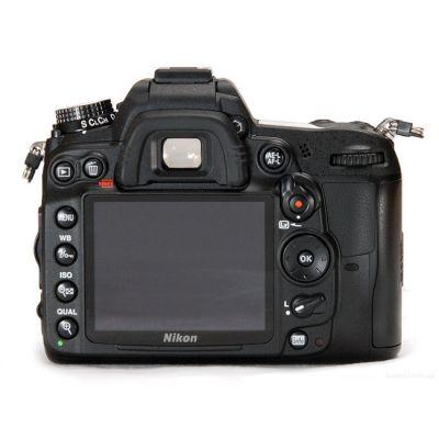 Зеркальный фотоаппарат Nikon D7000 Body + EN-EL15+MB-D11 [VBA290KR11]