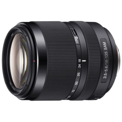 ���������� ����������� Sony Alpha SLT-A37M Kit 18-135mm (�� Sony) [SLTA37M.CEE2]
