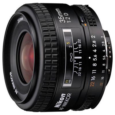 �������� ��� ������������ Nikon 35mm f/2D AF Nikkor JAA129DA