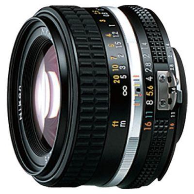 Объектив для фотоаппарата Nikon 50mm f/1.4 MF