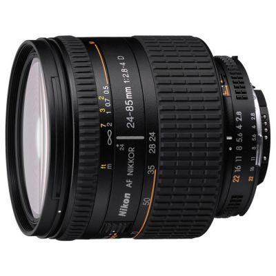 Объектив для фотоаппарата Nikon 24-85mm f/2.8-4D IF AF Zoom-Nikkor Nikon F JAA774DA
