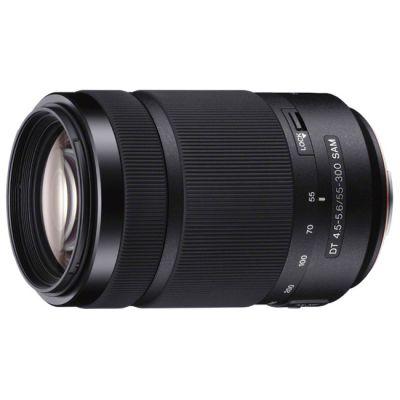 Объектив для фотоаппарата Sony 55-300mm f/4.5-5.6 SAL-55300