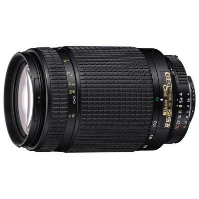 Объектив для фотоаппарата Nikon 70-300mm f/4-5.6D ED AF Zoom-Nikkor Nikon F JAA764DA