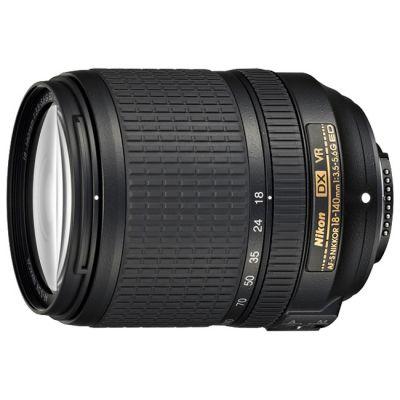 Объектив для фотоаппарата Nikon 18-140mm f/3.5-5.6G ED VR Nikon F JAA819DA