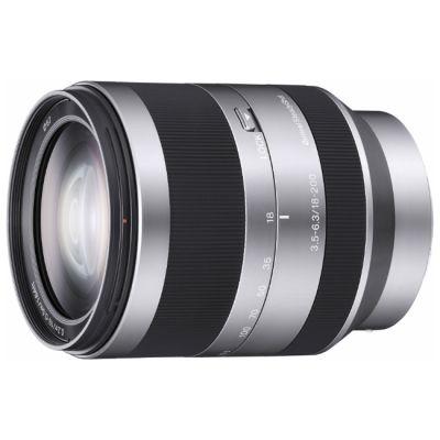 Объектив для фотоаппарата Sony 18-200mm f/3.5-6.3 E SEL18200