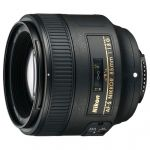 Объектив для фотоаппарата Nikon 85mm f/1.8G AF-S Nikkor JAA341DA