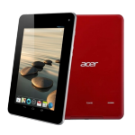 ������� Acer Iconia Tab B1-710 16Gb (Red) NT.L2DEE.001