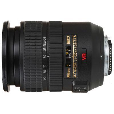 �������� ��� ������������ Nikon 24-120mm f/3.5-5.6G ED-IF AF-S VR Zoom-Nikkor Nikon F JAA782DA