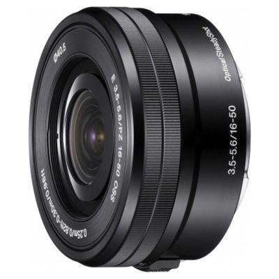 Объектив для фотоаппарата Sony 16-50mm f/3.5-5.6 (ГТ Sony) SELP1650