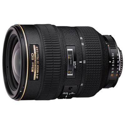 Объектив для фотоаппарата Nikon 28-70mm f/2.8 ED-IF AF-S Zoom-Nikkor Nikon F JAA767DA