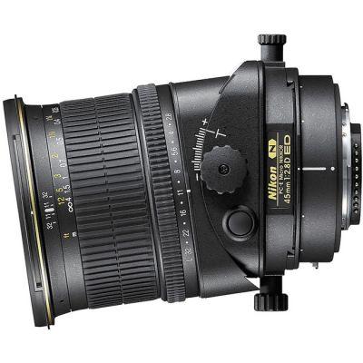�������� ��� ������������ Nikon 45mm f/2.8D ED PC-E Micro Nikkor JAA633DA