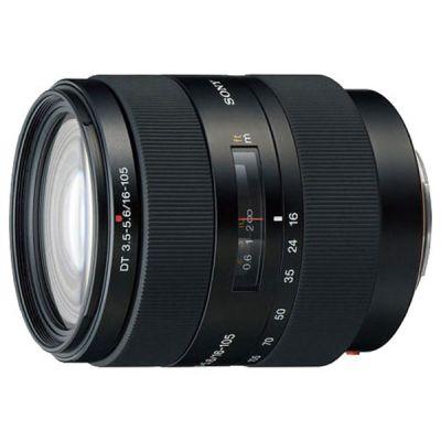 Объектив для фотоаппарата Sony DT 16-105mm f/3.5-5.6 SAL16105