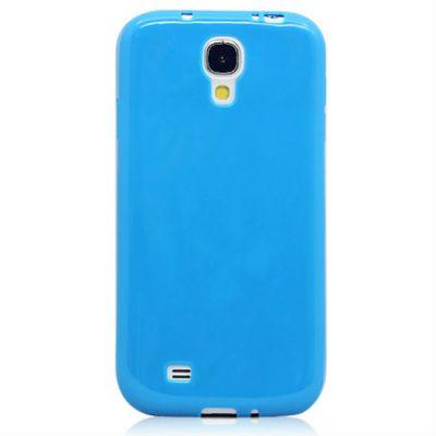 Накладка Samsung Hard case Galaxy S4/I9500 Blue F-BRHC000RBL