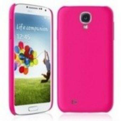 Samsung Задняя крышка Hard case Galaxy S4/I9500 Pink F-BRHC000RPK