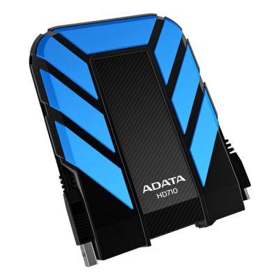 """������� ������� ���� ADATA HD710 2.5"""" 1000Gb USB 3.0 Blue AHD710-1TU3-CBL"""