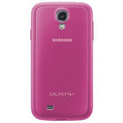 Samsung Задняя крышка Protective Cover+ Galaxy S4/I9500 Pink EF-PI950BPEG