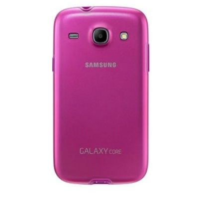 Samsung ������ ������ Protective Cover+ S2 Duos/I8262 Pink EF-PI826BPEG