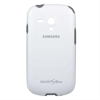 ����� Samsung ����������� Protective Cover+ S3 mini/I8190 White EFC-1M7BWEGSER
