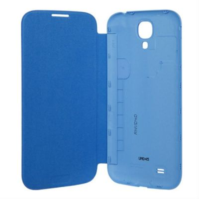Samsung Чехол-книжка Flip Cover Galaxy S4/I9500 Light Blue EF-FI950BCEG