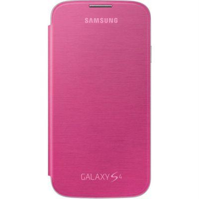 Samsung �����-������ Flip Cover Galaxy S4/I9500 Pink EF-FI950BPEG