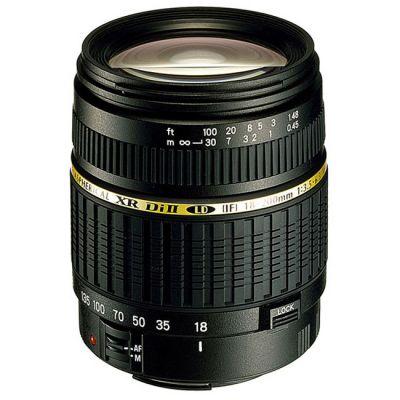 Объектив для фотоаппарата Tamron AF 18-200mm f/3.5-6.3 XR Di II LD Aspherical (IF) MACRO Nikon F A14NII