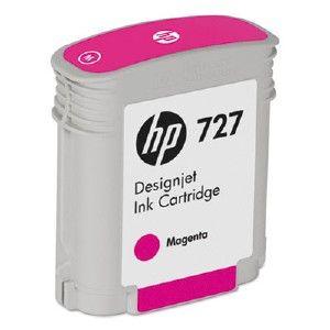 Расходный материал HP Cartridge с пурпурными чернилами HP 727 для принтеров Designjet T920/T1500 B3P14A