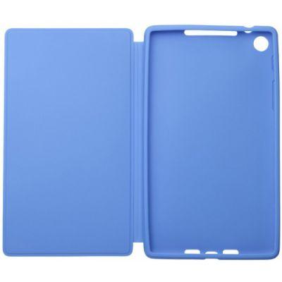 Чехол ASUS Travel Cover, для Nexus 7 Version 2 голубой 90-XB3TOKSL001N0-