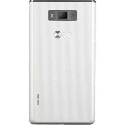 Смартфон LG Optimus L7 P705 (Белый)
