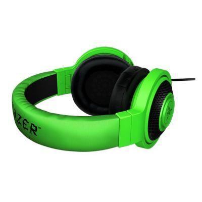 Наушники Razer Kraken Green RZ12-00870100-R3M1