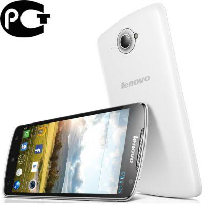 Смартфон Lenovo S820 8Gb White P0A8004TRU
