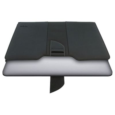 Чехол Targus Leather Ultrabook & Macbook Sleeve 13.3 Black TES606EU