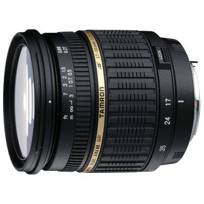 Объектив для фотоаппарата Tamron SP AF 17-50mm F/2.8 XR Di II LD VC Aspherical (IF) Canon EF-S B005E