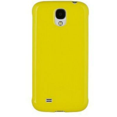 Samsung Задняя крышка Hard case Galaxy S4/I9500 Yellow F-BRHC000RYL