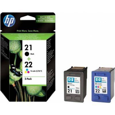 Картридж HP 21/22 Black/Черный (SD367AE)