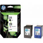 ��������� �������� HP 21/22 Black/Color SD367AE