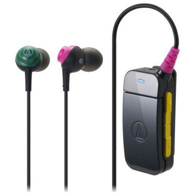 Наушники Audio-Technica ATH-BT09 CZ