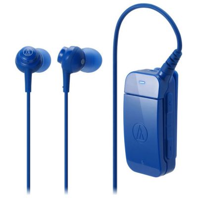 Наушники Audio-Technica ATH-BT09 BL