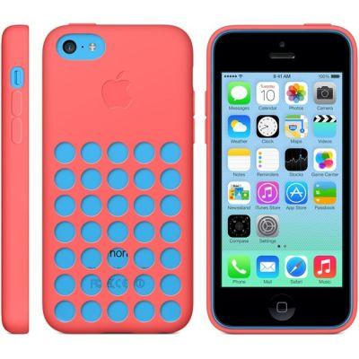 ����� Apple iPhone 5c Case - Pink MF036ZM/A