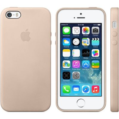 ����� Apple iPhone 5s Case - Beige MF042ZM/A