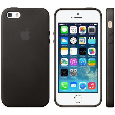 Чехол Apple iPhone 5s Case - Black MF045ZM/A