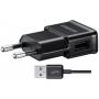 Samsung Зарядное устройство micro USB, 1A ETA0U80EBEGSTD