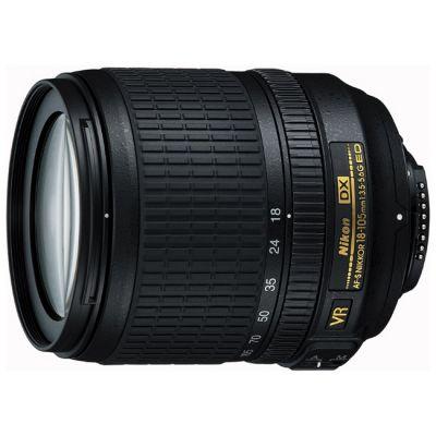 Зеркальный фотоаппарат Nikon D5200 Kit DX 18-105 [VBA350K005]