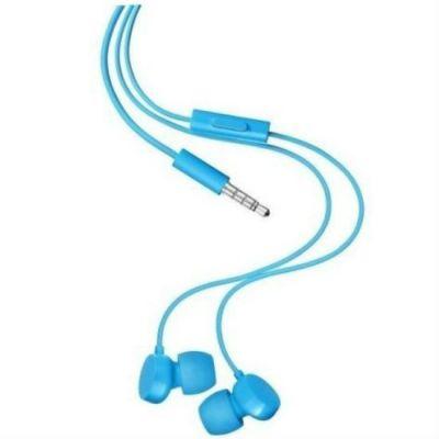 Гарнитура Nokia проводная для smartphone голубой WH-208