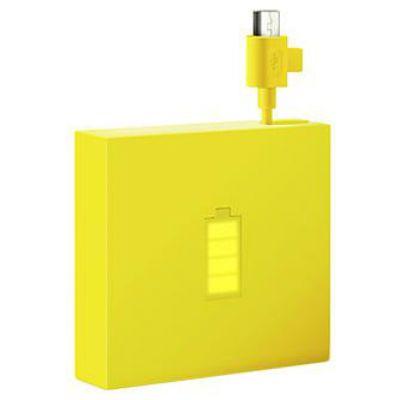 Адаптер питания Nokia для смартфонов жёлтый micro-USB, 1720mAh DC-18